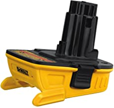 DEWALT 18v to 20v Adapter - Bare (DCA1820),Yellow/Black