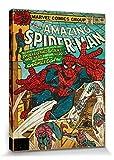 1art1 Spider-Man - Chamäleon, Marvel Comics Poster