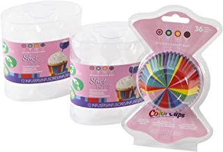 Wilton Dylan's Candy Bar Shot Top Cupcake Set for Infused Cupcakes