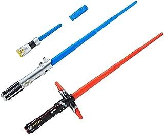 Hess Toy Bargains Star Wars BladeBuilders The Force Awakens Duel Battler Kylo Ren Rey