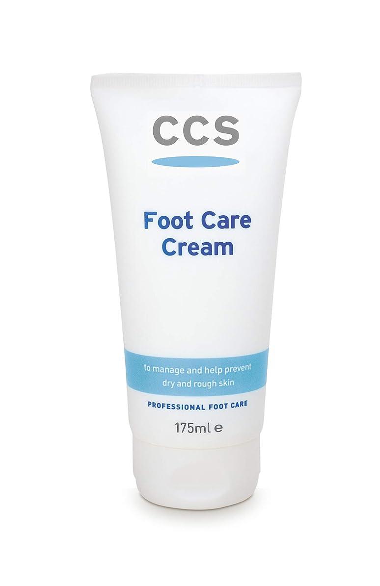 ホールドオール羽損なうCCS Foot Care Cream 175ml by CCS