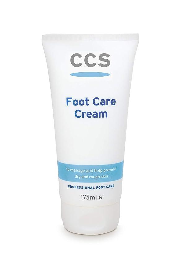 アンドリューハリディ過言マイクCCS Foot Care Cream 175ml by CCS