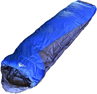 Outdoor Camping Sleeping Bag Thermal Hiking Tent Winter -10°C XL Single Compact