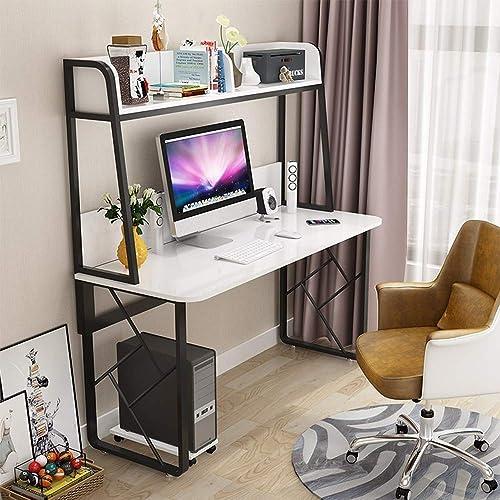 100% autentico BJYG Mesa Plegable Computadora Computadora Computadora extraíble Escritorio, Escritorio, Estante para Almacenamiento, Oficina  compras online de deportes