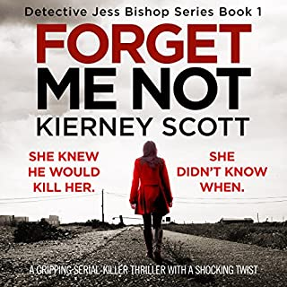 Forget Me Not                   By:                                                                                                                                 Kierney Scott                               Narrated by:                                                                                                                                 Patricia Rodriguez                      Length: 10 hrs and 28 mins     4 ratings     Overall 4.5