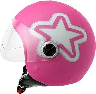 personalit/à divertente allaperto che guida il copricapo del casco del motociclo del motociclo,E Copertura in peluche per casco per biciclette da moto carino copertura del casco full moto pelliccia