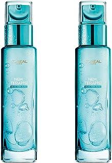 L'Oréal Paris Nem Terapisi Aloe Vera Suyu Normalden Karmaya Ciltler 2'li Set 1 Paket (1 x 2 Adet)