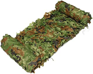 Camouflage Net Camo Netting for Outdoor Camping Hide, 2x3m