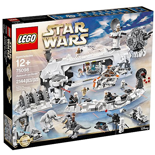 LEGO Star Wars 75098 Assault on Hoth by LEGO