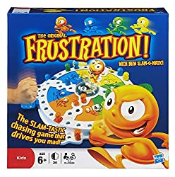Frustration, the classic game, has a new Slam-o-matic feature The new whacking feature and frustrated characters give this game a new dimension If you're lucky you can gain the powers of the Genie to protect your characters from being sent home 2-4 p...
