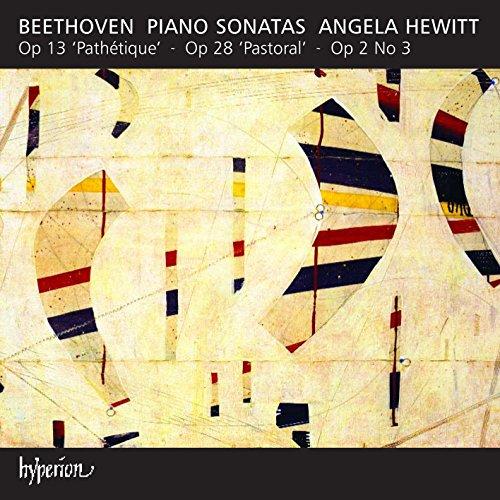 Piano Sonatas 3 8 & 15 (Hybr)