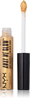 NYX Cosmetics Away We Glow Liquid Highlighter Golden Hour