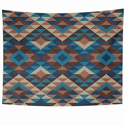 Wandbehang Wandteppiche Traditionelle Kleidung Wolle Tribal Aztec Muster Auf Textur Peruanisches Design Vintage Abstrakte Texturen Wandteppich Wanddecke Wohnkultur Wohnzimmer Schlafzimmer Wohnheim
