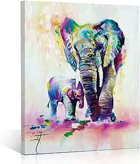 Best colorful elephant art Reviews