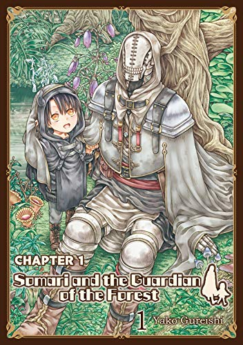 Somari and the Guardian of the Forest #1: FREE SAMPLE CHAPTER (English Edition)
