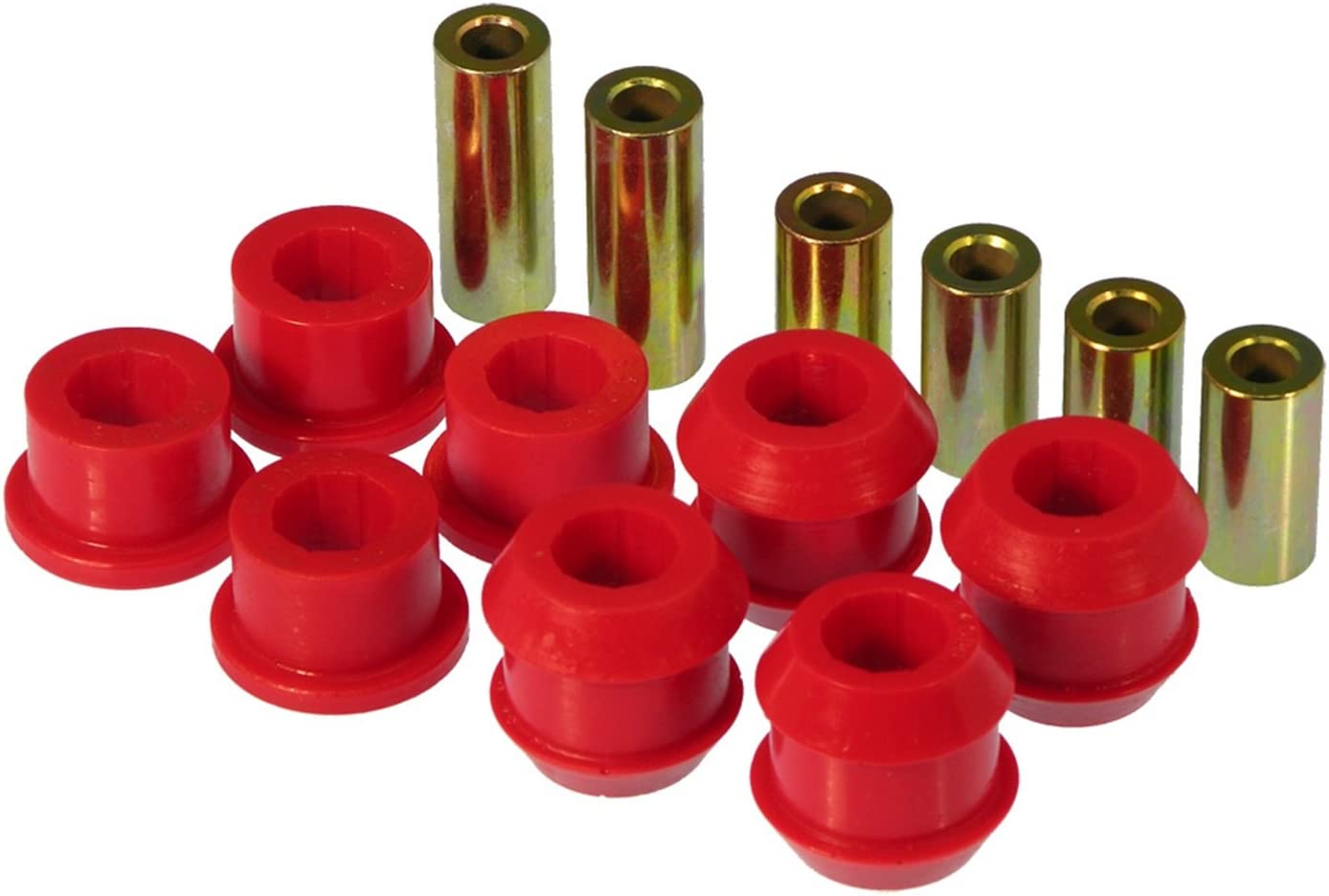 Prothane 8-206 Red Front Bushing Arm Control OFFicial mail order OFFicial mail order Kit
