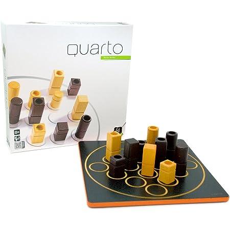 クアルト (Quarto!) 日本語説明書 ボードゲーム [並行輸入品]