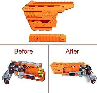FenglinTech Maliang 3D Printing Appearance Decoration Part for Nerf Zombie Strike Hammershot Blaster - (Orange)