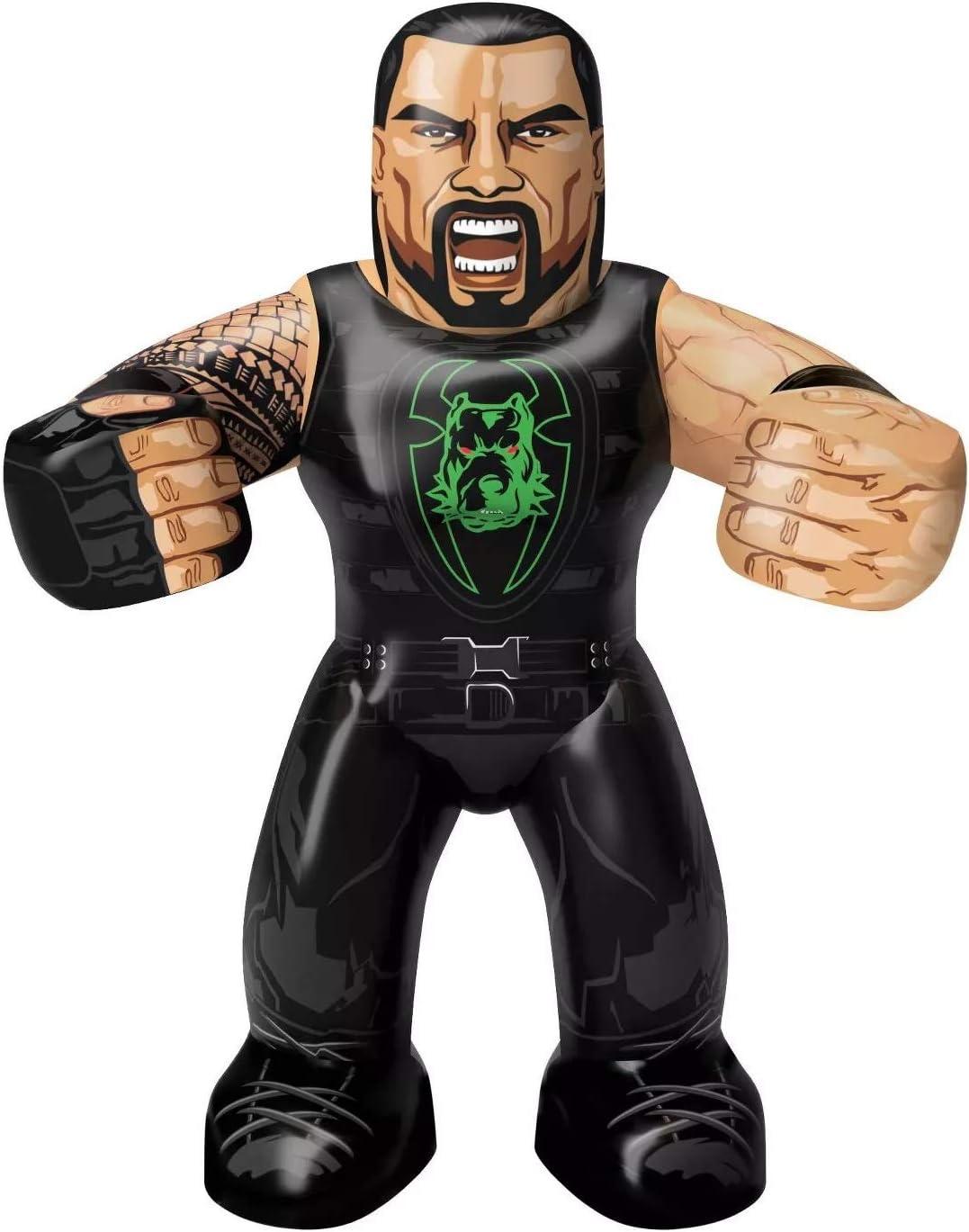 Wubble Outlet sale Max 61% OFF feature Rumblers WWE Reigns Roman