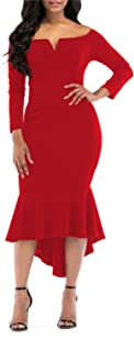Best red bridal party dresses Reviews
