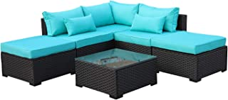 Best rattan sofa garden furniture Reviews