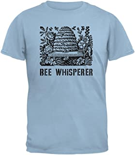 Old Glory Gardening Beekeeper Bee Whisperer Mens T Shirt