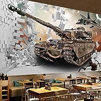 QQYYYT ウォールアートポスター-3D装甲壁紙3Dポスター壁装飾絵画