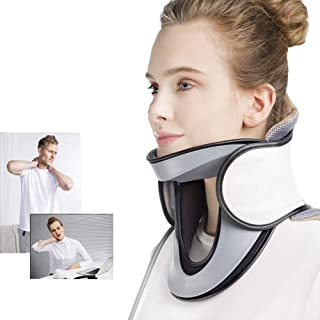 Cervical Traction Device For Men And Woman, Neck Brace, Home Medical Correction Neck, Fixed Neck Support, Treatment Verteb...
