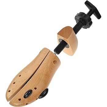 Dasco Mens Two-Way Wood Shoe Stretcher - Medium (UK 8-9.5 EU: 42-44) 2 Year Warranty