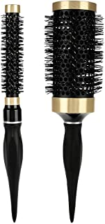 Curly Hair Brush, Comfortable Barber Hairdressing Tool, Lightweight Hair Dryer Women Home For Curl Hair(Suit, 12)