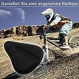 Zoom IMG-2 zacro coprisella per bici morbida