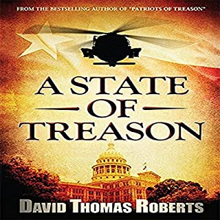 A State of Treason audiobook cover art