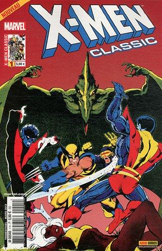 X-Men Classic, N° 1 : Terre mortelle