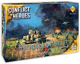 Academy Games Conflict of Heroes Storms of Steel 3Rd Edition