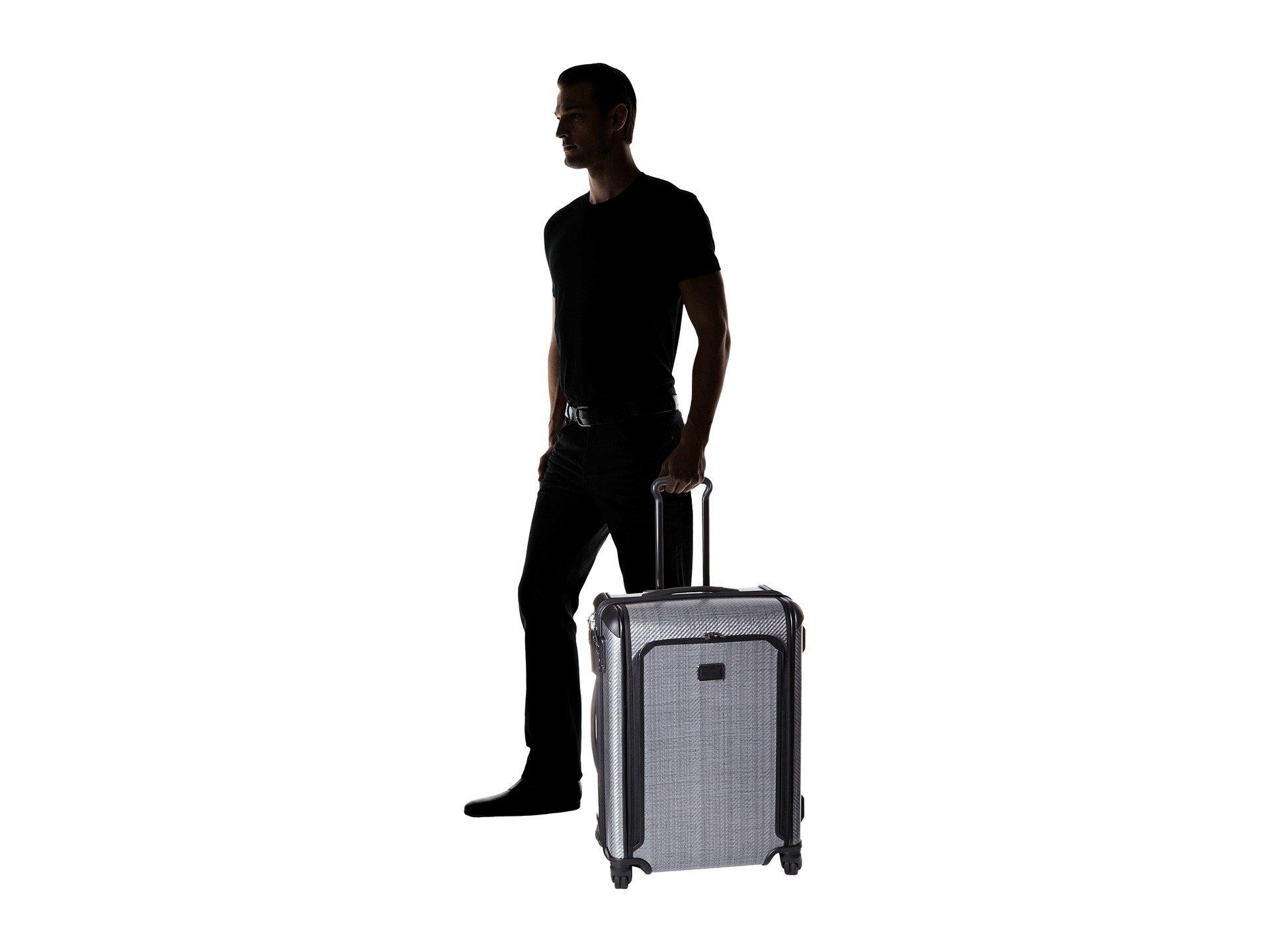 Packing Trip Max Case Medium lite® Tegra T Tumi graphite Expandable WqwYR6nB