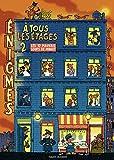Énigmes à tous les étages T. 2 - Les 12 mauvais coups de minuit - Bayard Jeunesse - 10/06/2010