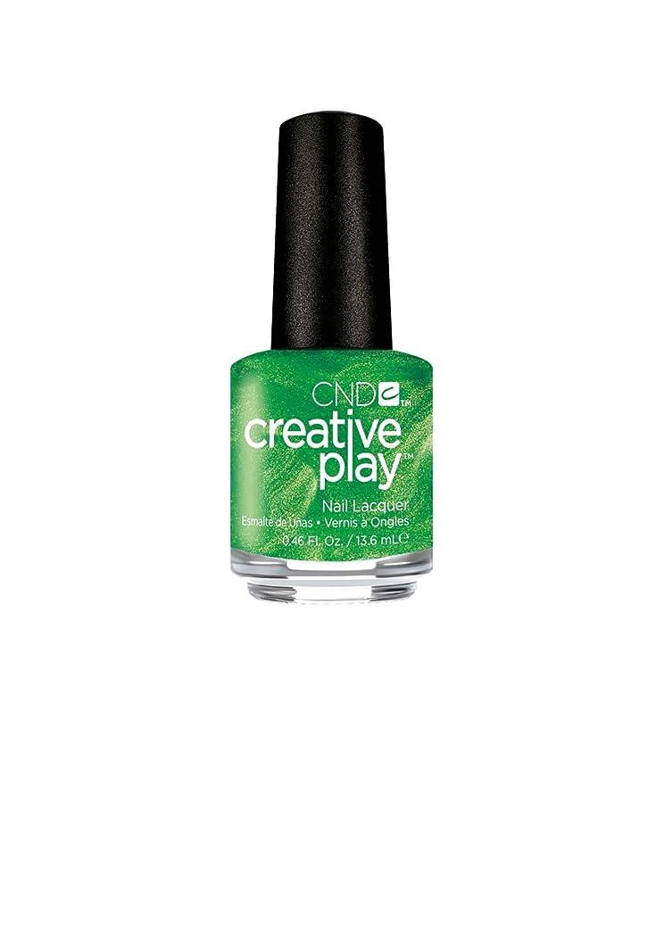 適応的せがむ偶然のCND Creative Play Lacquer - Love it or Leaf it - 0.46oz / 13.6ml