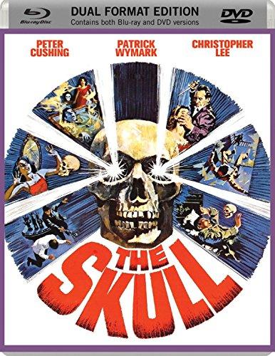 The Skull (Dual-Format Blu-Ray + DVD) Region B