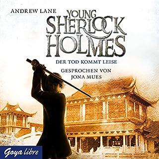 Der Tod kommt leise     Young Sherlock Holmes 5              Autor:                                                                                                                                 Andrew Lane                               Sprecher:                                                                                                                                 Jona Mues                      Spieldauer: 4 Std. und 15 Min.     38 Bewertungen     Gesamt 4,6