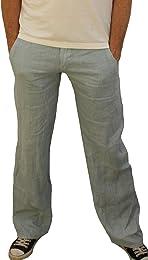 08139 Pantalons pour Hommes garçons Pantalons 100%