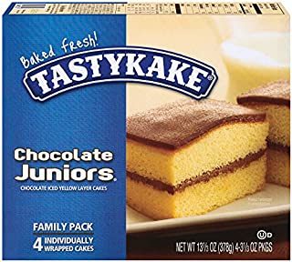 Tastykake Chocolate Juniors (3 Boxes)