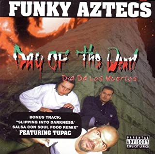 funky aztecs day of the dead