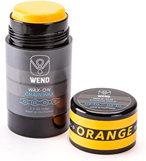 wend spectrum chain wax