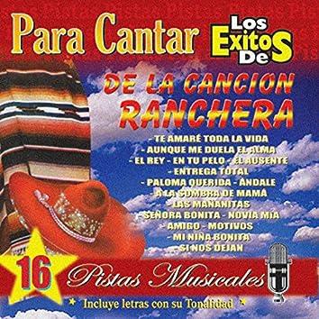 De la Cancion Ranchera