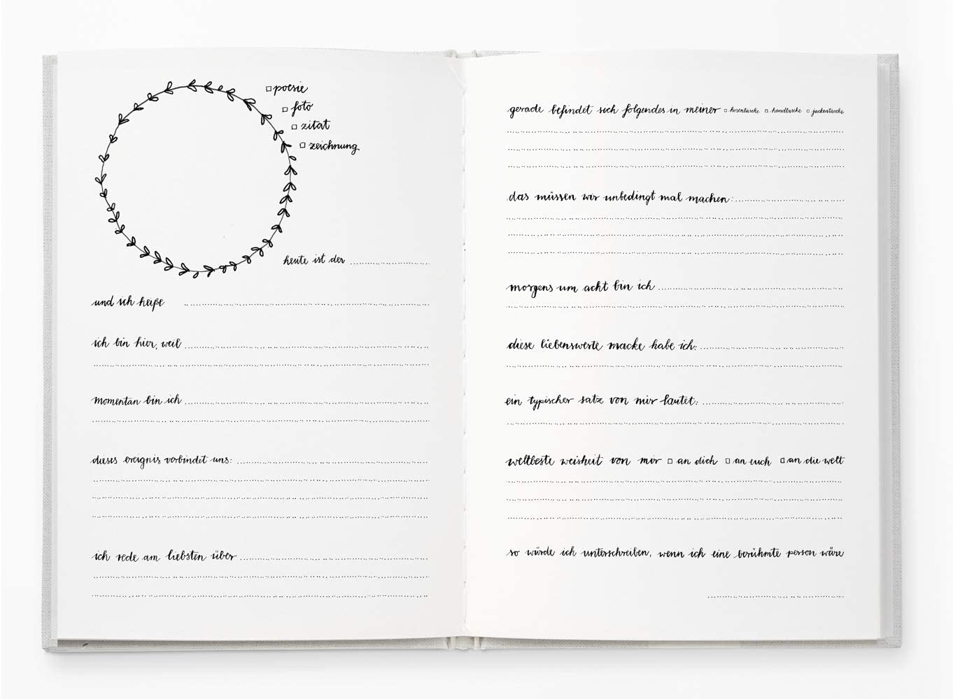 Freundschaftsbuch fragen Lustige Freundebuch