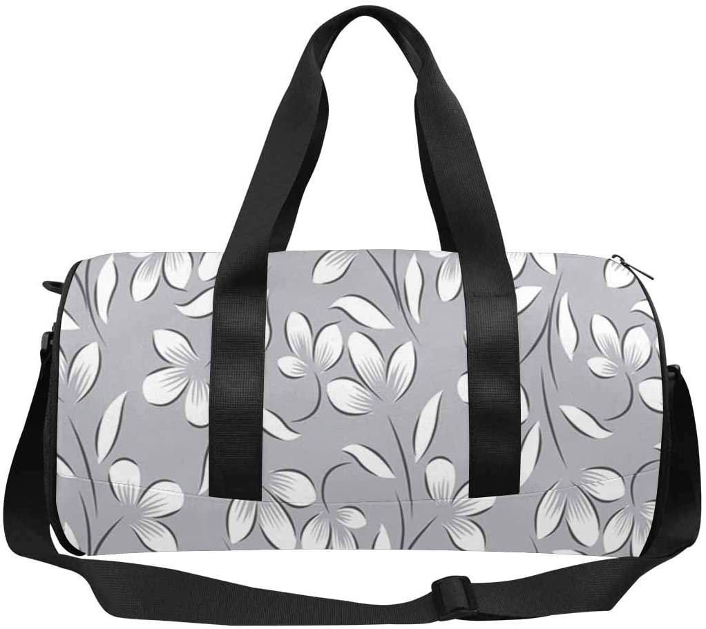 INTERESTPRINT Branches of Eucalyptus Selling rankings Adults Tote Duffel B Max 67% OFF Travel