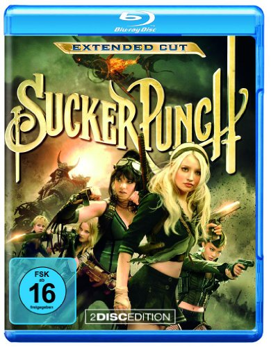 BD Sucker Punch Extended Cut [Blu-Ray] [Import]