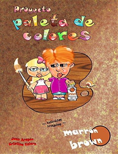Proyecto Paleta de Colores marrón-brown