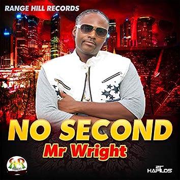 No Second - Single