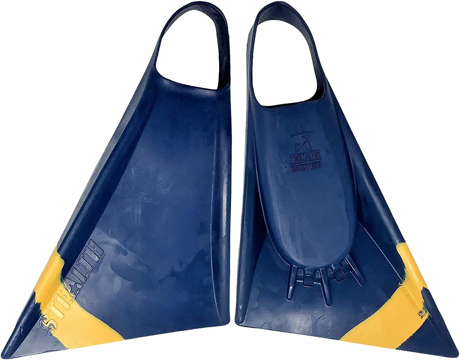 Stealth supreme S2 Max 60% OFF Pinnacle Floating Training Swim Fins Diving